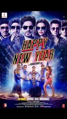 Happy New Year 2014 Multi Audio 720p Bluray X264 Tamil Hindi Telugu 1 62 Gb Hindi Link 4 Y Happy New Year Movie Happy New Year Bollywood New Year Movie