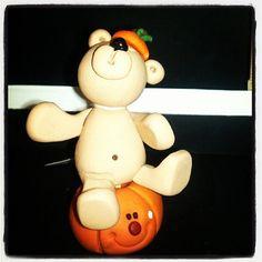 Pumpkin Teddy