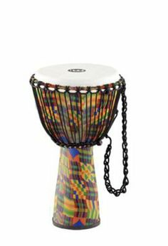Meinl Percussion FADJ2-M Djembe - Kenyan Quilt by Meinl Percussion. $113.08. New from Meinl percussion are four ultra light weatherproof djembe models made from premium fiberglass. Their synthetic heads in combination with the premium fiberglass shells produces the classic djembe sound – a fat bass to rich open tones and cutting slaps.. Save 31%!