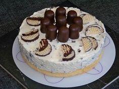 Mohrenkopfkuchen, Rezept, Quark, Mohrenköpfe, Negerkuss, Torte, Kuchen,