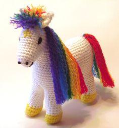 Rainbow Pony.