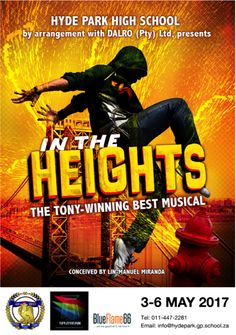 Hyde Park High - Raising Their Bar of Performance with In The Heights
