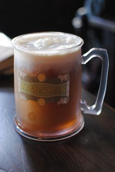 Harry Potter World Butterbeer, best thing since...Oh wait IT IS THE BEST THING EVER.