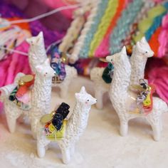 Alpaca Totem   Wild Plum collab / Would love to own one of these , so cute