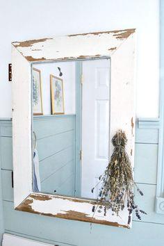 99 fantastiche immagini su stile shabby chic provenzale - Vetri a specchio per finestre ...