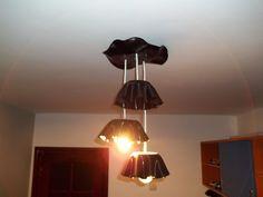 vinyl ceiling lamp