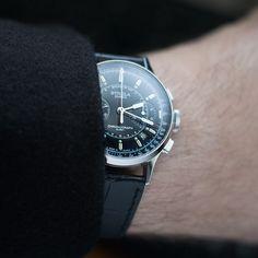 Strela 1250 Chronograph #strela #poljot #chronograph #3133 #watch #womw #wornandwound @wornandwound #affordablewt