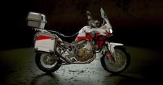 Africa Twin Nordkapp Edition