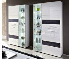 Nouveauté : #Vitrine design venise - Meuble de salon moderne - Meuble et Canape.com Bathroom Medicine Cabinet, Decor, Lockers, Storage, House Design, Cabinet, Locker Storage, Home Decor, Deco