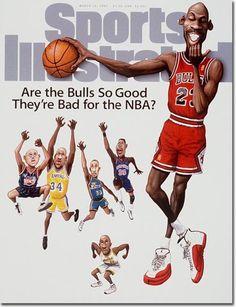 Michael Jordan, Basketball, Chicago Bulls