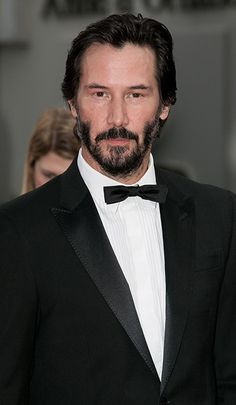 Keanu Reeves - on 'Everest' premiere in France