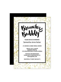 Free Bridal Shower Invitations Templates 13 Bridal Shower Templates That You Won't Believe Are Free  Blush .
