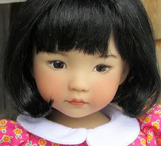 Little Princess Frocks - Dianna Effner - Handpainted
