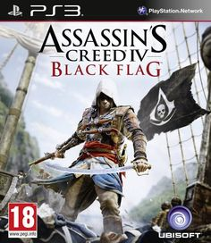 LOWEST EVER PRICE DROP Assassin's Creed IV: Black Flag PS3 NOW £9.97