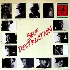 The Stop The Violence Movement - Self Destruction (Vinyl)