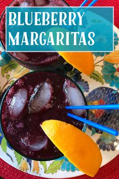 My Recipes, Gluten Free Recipes, Blueberry Margarita, Orange Slices, Lazy, Dinners, Fruit, Drinks, Healthy