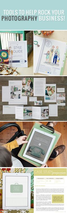 Tools To Help Rock Your Photography Business #photography #marketing #templates