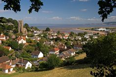 Minehead, Somerset Holiday Cottages To Rent, Cottages By The Sea, Missing Home, Weston Super Mare, Uk Holidays, Coastal Homes, British Isles, Somerset, Countryside