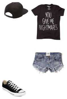 """random"" by i-r-i-d-o-c-y-c-l-i-t-i-s ❤ liked on Polyvore featuring Converse, Abercrombie & Fitch and Vans"