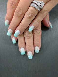 Semi-permanent varnish, false nails, patches: which manicure to choose? - My Nails Blue Nail Designs, Acrylic Nail Designs, Acrylic Nails, Diy Ombre, Glue On Nails, My Nails, Mauve, Nail Techniques, Strong Nails