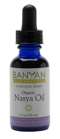 Amazon.com: Banyan Botanicals Nasya Oil- Certified Organic: Health & Personal Care