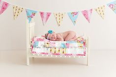 Love this for Eden's doll bed!