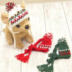 skipdog: Fashion puppy puppy headpiece costume play knit hat knit hat scarf fall and winter dog article pet article dog goods pet goods for the ear expectation fringe knit hat Nordic events style Crochet Dog Clothes, Pet Clothes, Style Clothes, Bichon Frise, Small Dog Breeds, Small Dogs, Crochet Dog Sweater Free Pattern, Pet Dogs, Pets