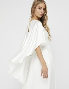 For perfect party dresses, elegant eveningwear and stylish occasion pieces, explore our new range. Let our women's and children's collections inspire you. Geometric Fashion, Bridal Cape, Line Shopping, Perfect Party, Monsoon, Party Dress, Bell Sleeve Top, Ivory, T Shirts For Women
