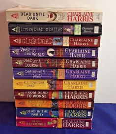 Sookie Stackhouse Series Books 1 - 11 Charlaine Harris True Blood