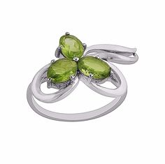 Designer Three Stone Rings 925 Sterling Silver Christmas Gift Jewelry #Unbranded #ThreeStone #Christmas
