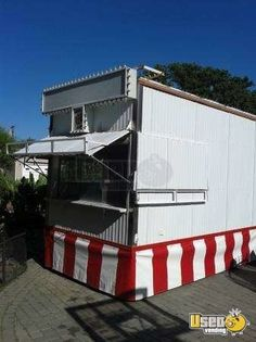 New Listing: http://www.usedvending.com/i/Food-Concession-Trailer-for-Sale-in-California-/CA-P-923O Food Concession Trailer for Sale in California!!!