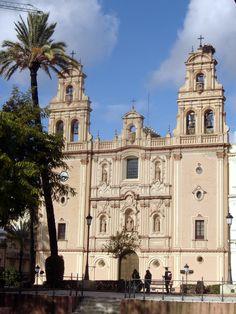Huelva - Catedral de la Merced © Robert Bovington 5/2/2009