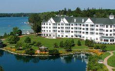 America's Best Lake Hotels: Osthoff Resort