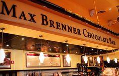 Max Brenner  in New York