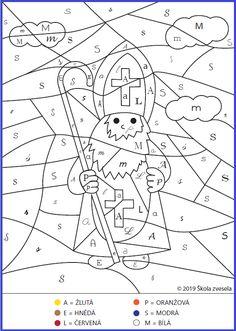 Free Preschool, Preschool Worksheets, Diy For Kids, Crafts For Kids, Kindergarten, Saint Nicolas, Advent Calenders, Winter Kids, Pre School