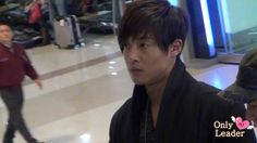 20121122 Kim hyun joong fancam @ Gimpo Airport TIME 3:15 - POSTED 22NOV2012 - 28K VIEWS.departed - Japan