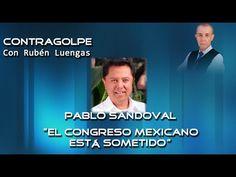 """""""El Congreso mexicano está sometido"""": Pablo Sandoval en entrevista con R..."""
