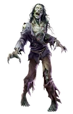 "Creature art for Pathfinder's ""Beastiary Pathfinder: Trailgaunt Zombie Rpg, Arte Zombie, Apocalypse Art, Apocalypse Survival, Fantasy Monster, Monster Art, Zombie Monster, Fantasy Creatures, Mythical Creatures"