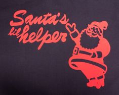 Need a fun Santa cut file? We have this FREE cut file available on our website! It's available SVG and Studio3 format- so it's perfect for all your cutters! #christmas #cutfile #htv #heattransfervinyl