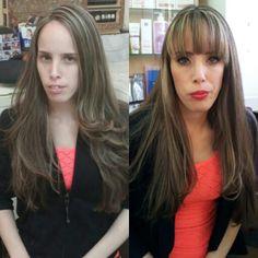 Viki haim - brows & make up Tsipi bahar - hair style