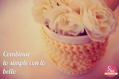 Lo simple siempre se vuelve bello ♥