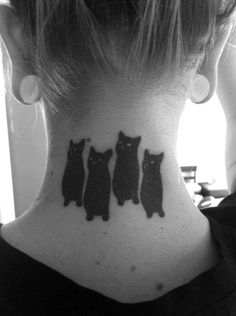 I don't see @Debbie Lewis Lilja getting a tattoo. But if she did I wouldn't be surprised if it looked like this. :)