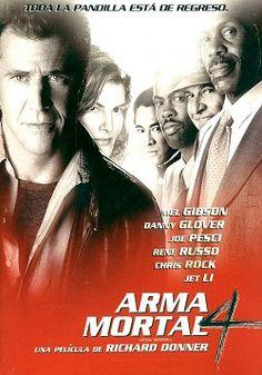 Arma Mortal 4 online latino 1998 - Acción, Comedia