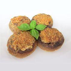 #Funghi e #pesce?Leggi la #ricetta: http://www.frescopesce.it/cappelli-di-funghi-ripieni-di-sgombro/