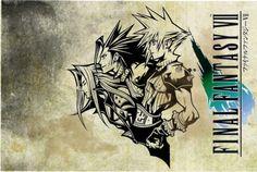 """Final Fantasy VII"" by neko on Polyvore"