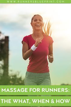 Massage for Runners: The What, When and How — Runners Blueprint Runners Guide, Getting A Massage, Shin Splints, Running For Beginners, Massage Benefits, Improve Circulation, Hard Workout, Muscle Recovery