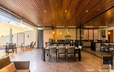 Varanda: Casas modernas por Cornetta Arquitetura