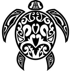 All sizes | Turtle Tribal Vector Image | Flickr - Photo Sharing!