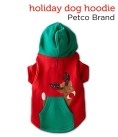 Cozy up with this perfect sweater for your pet from Petco's Holiday Gift Guide.