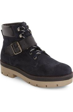 Topshop Autumn Platform Boot (Women) available at #Nordstrom